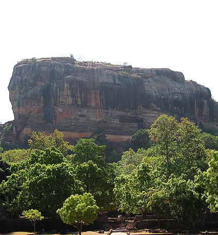 Sigiriya sri lanka el blog de damadenegro for El jardin perdido