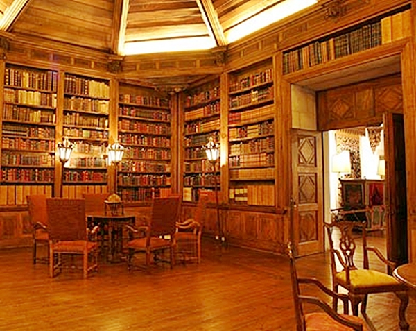 Casa jardin de mateus portugal el blog de damadenegro - Muebles ingleses antiguos ...