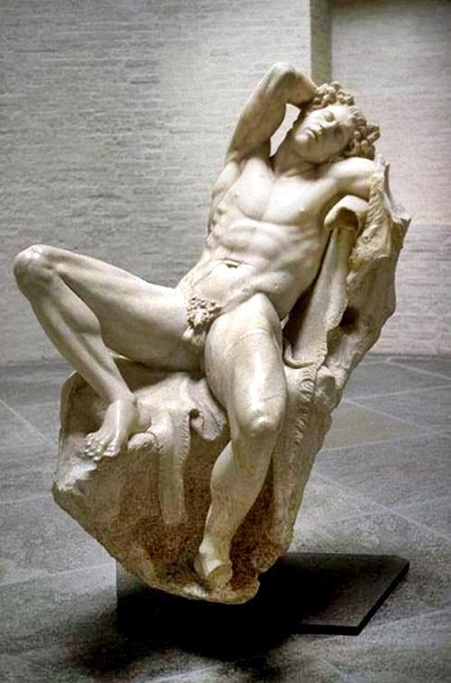 Resultado de imagen de Fauno Barberini