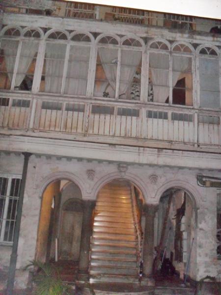 03 enero 2012 el blog de damadenegro - La casa del pirata cadiz ...