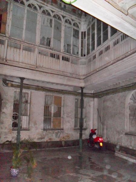 La casa del pirata lugar de leyenda en mi ciudad el blog de damadenegro - La casa del pirata cadiz ...