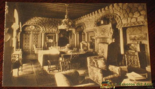 La casa museo del canto del pico en torrelodones madrid el blog de damadenegro - Casa de franco torrelodones ...