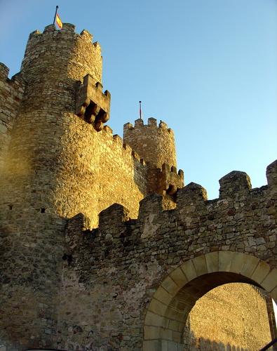 Castillo de Sigüenza. Guadalajara