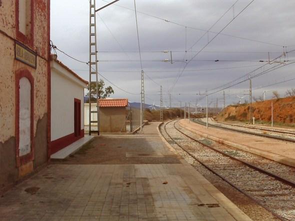 estación Abla-Abrucena
