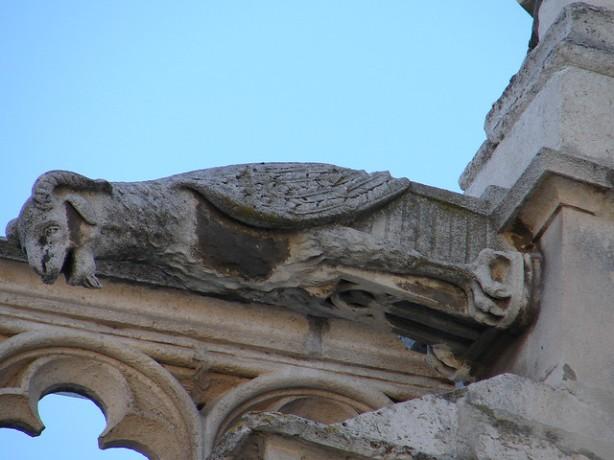 Gárgola Palencia
