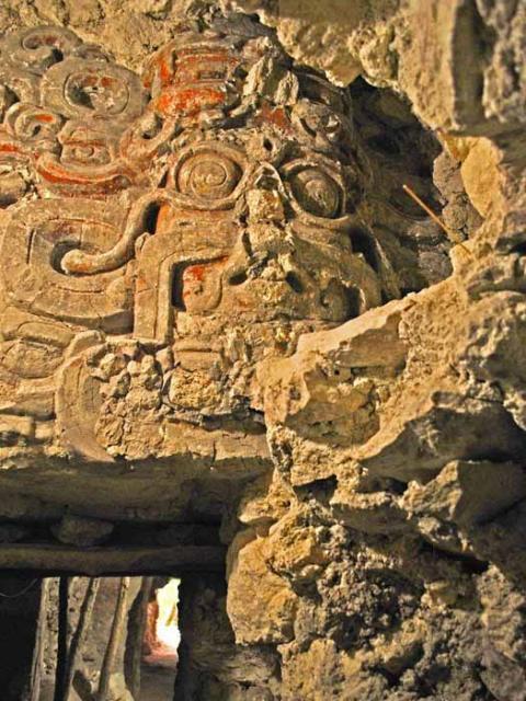 El Zotz, Guatemala
