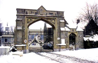 cementerio de v