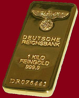 el oro nazi