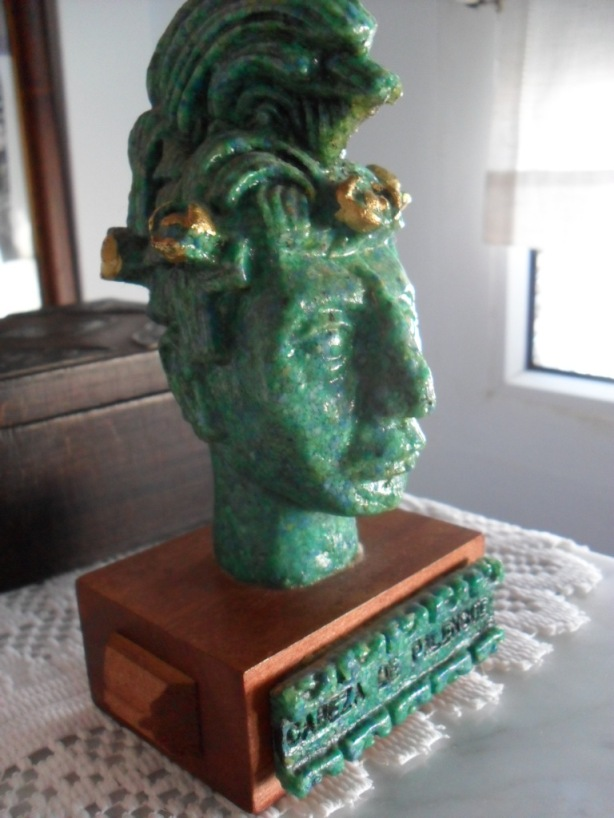 cabeza de palenque