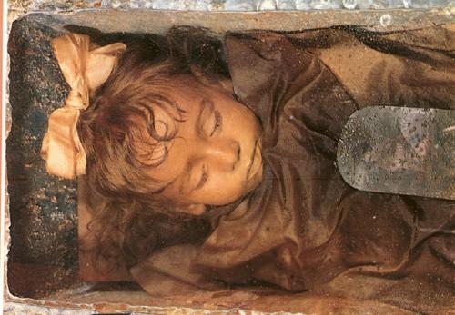 momia rosalia convento capuchinos palermo