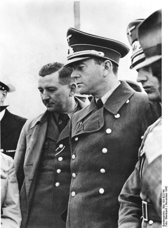 Albert Speer, el arquitecto de Hitler