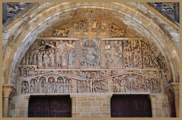 Abadía Sainte Foy-Conques