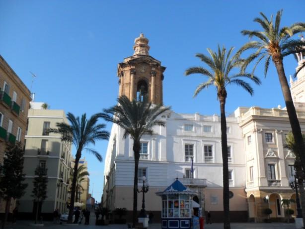 Iglesia de San de Dios - Cádiz
