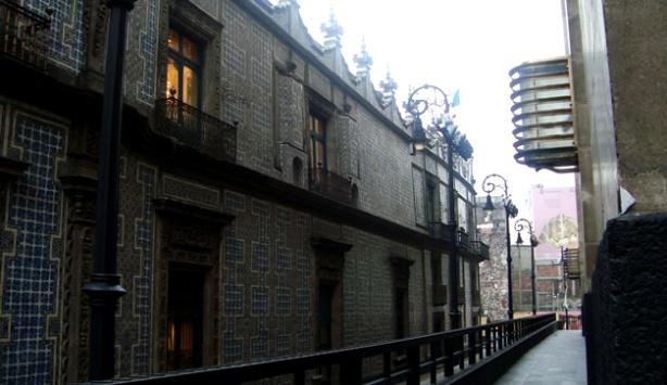 casa de los azulejo