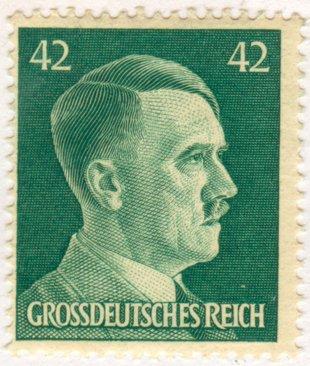 Sello-Adolf-Hitler