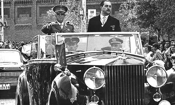 Franco con en Cadiz con Jerónimo Almagro con Jerónimo Almagro (alcalde)