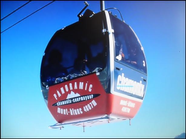 Chamonix - Aiguille du Midi 3777m912