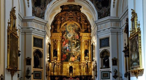 el convento de San Placido