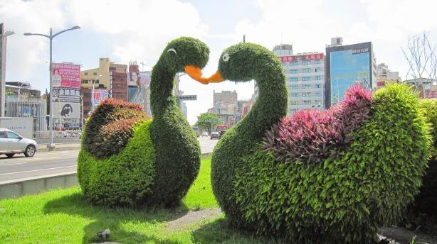 Estación del Boulevar Formosa, en Taiwán,1