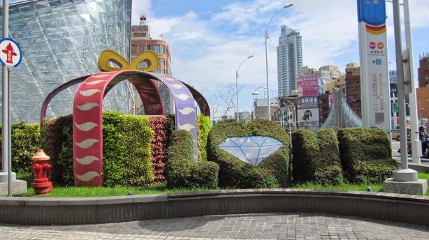 Estación del Boulevar Formosa, en Taiwán,4