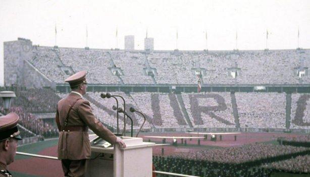 discurso de inauguracion hitler juegos olimpicos