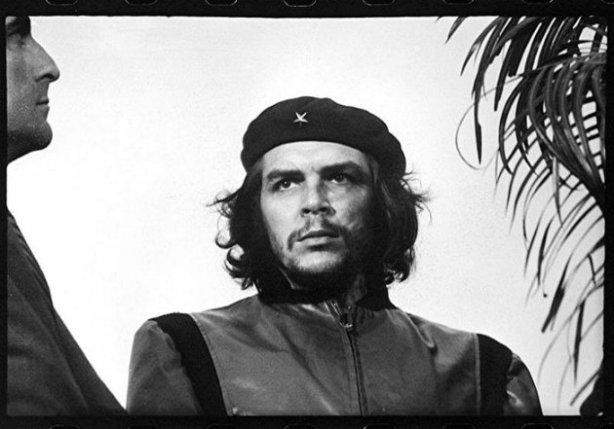 Foto original de -Che tomada por Alberto Ko
