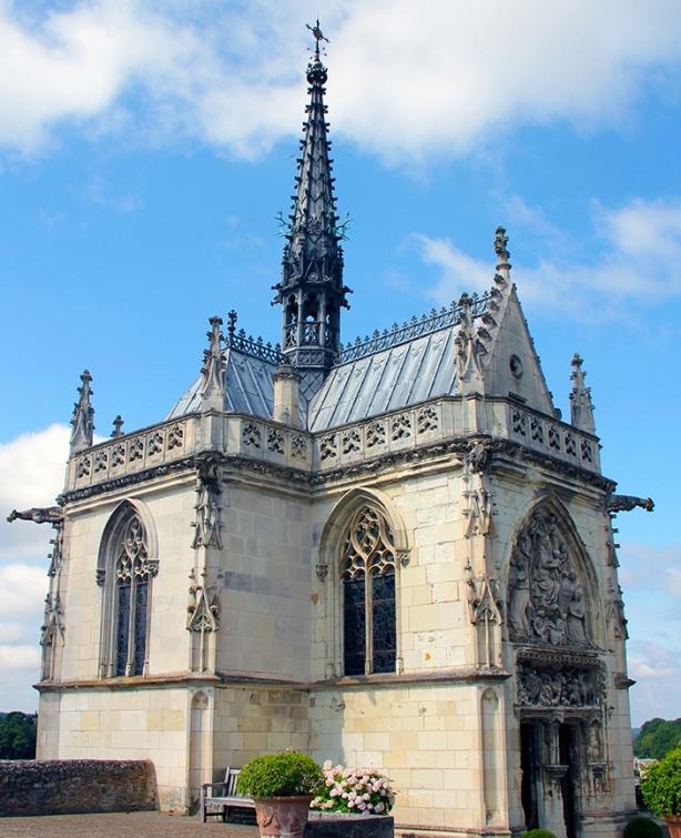 Capilla-de-San-Huberto-Amboise-
